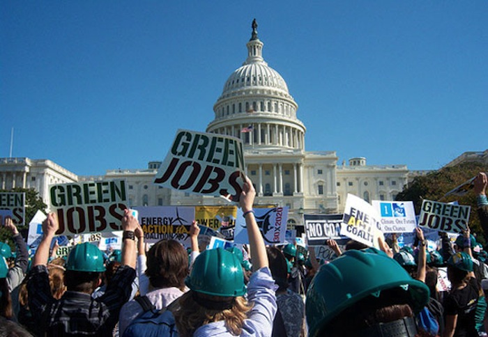 The Facts on U.S. Green Job Growth