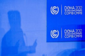 Halting progress made at COP18
