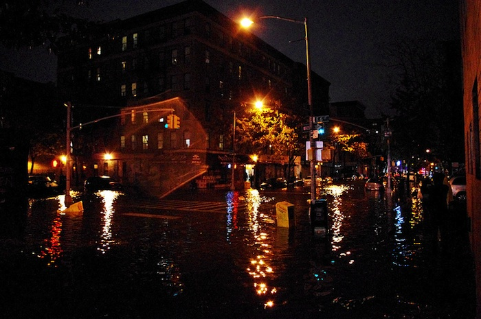 Republicans Contribute to Climate Change but Resist Aid for Sandy Relief