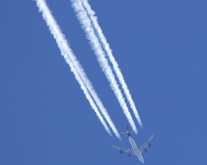 EarthTalk: Airplane Emissions and Climate Change