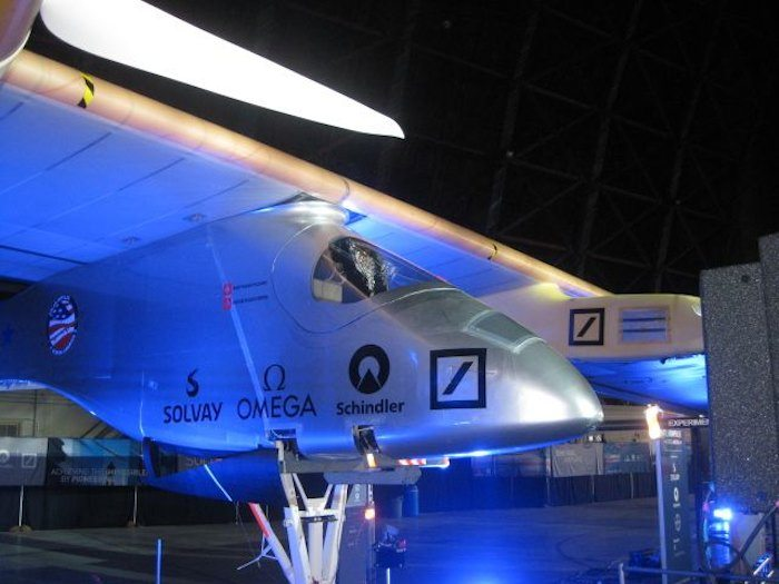 Video Friday: Solar Impulse Across America