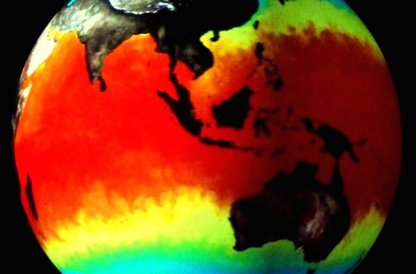 Video Friday: Ocean Heat, Climate Change and Surface Temperatures