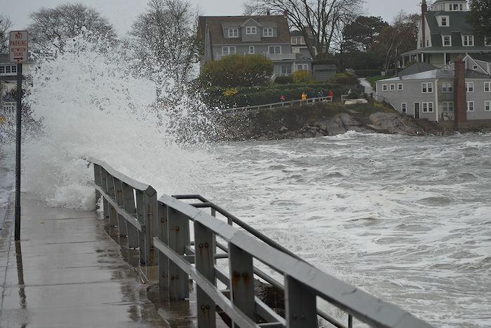 EarthTalk: Sea Level Rise