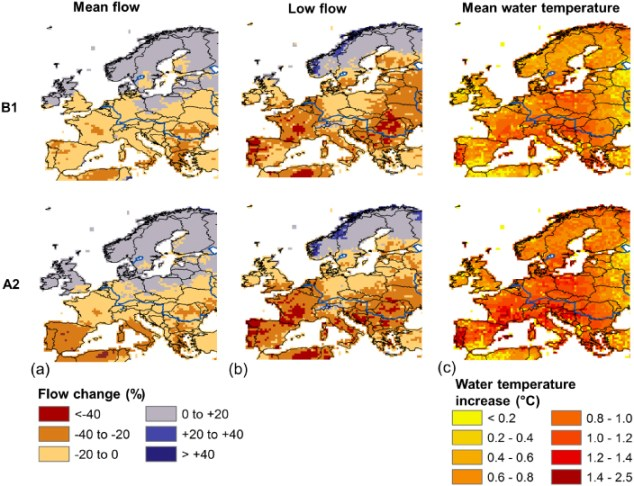 """Water constraints on European power supply under climate change: impacts on electricity prices,""  Michelle T H van Vliet et al 2013 Environ. Res. Lett. 8 035010 doi:10.1088/1748-9326/8/3/035010 © 2013 IOP Publishing Ltd"
