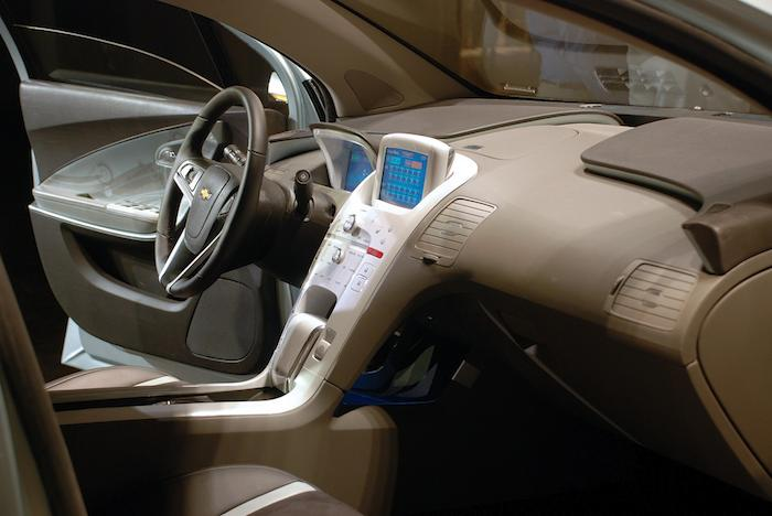 Efficient Vehicles and Sustainability Initiatives in the U.S. Auto Industry