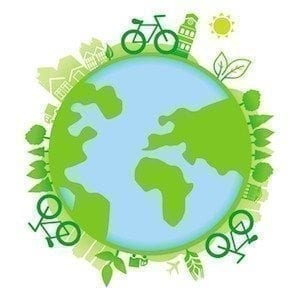 sustainability starts in our own back yard and spreads across the globe!