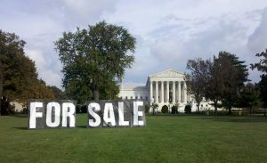 Does the fate of the Keystone XL pipeline rest in the hands of a bought and sold government?