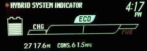 Vehicle fuel economy hits a record high in a continuing trend of rising efficiency and lower emissions for new vehicles