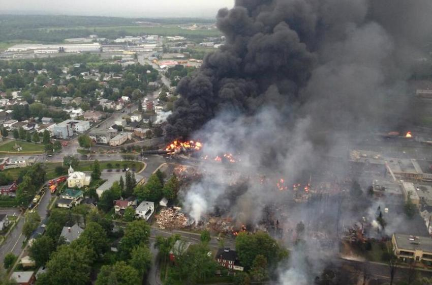 The End of Oil Trains?
