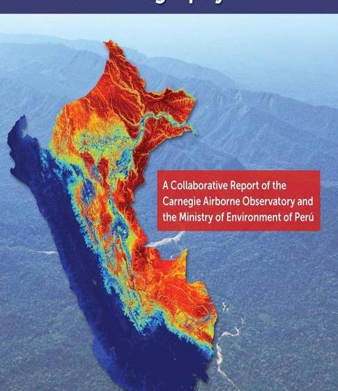 First High-Fidelity Maps of Carbon Stocks in Mexico, Peru