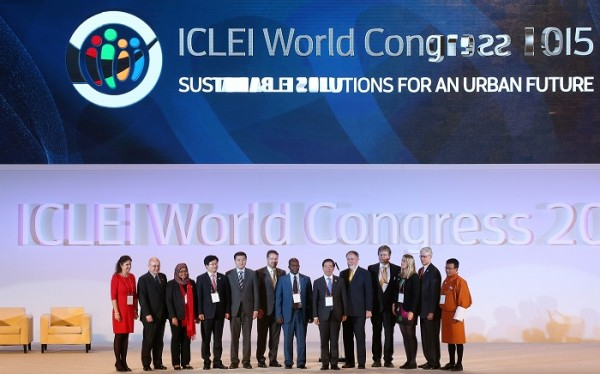 ICLEI Sustainable Solution for the Future