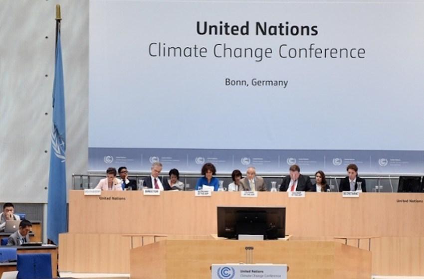 The Road to Paris: Halting But Hopeful Progress at Bonn Climate Talks