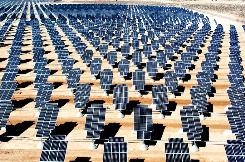 Cradle of World Oil Supply, Middle East Embracing Solar Energy