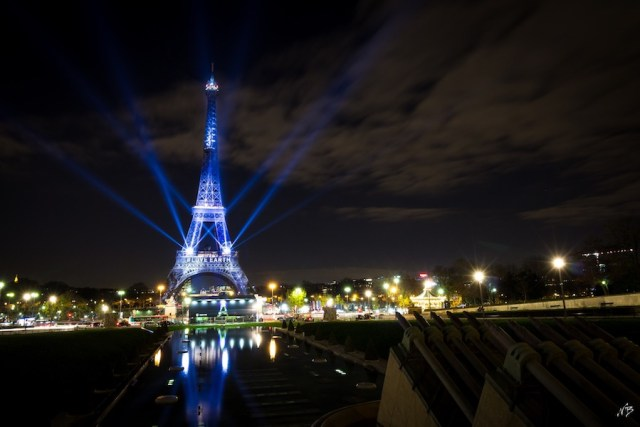 Paris comes through an ordeal in November to help deliver a groundbreaking climate agreement in December