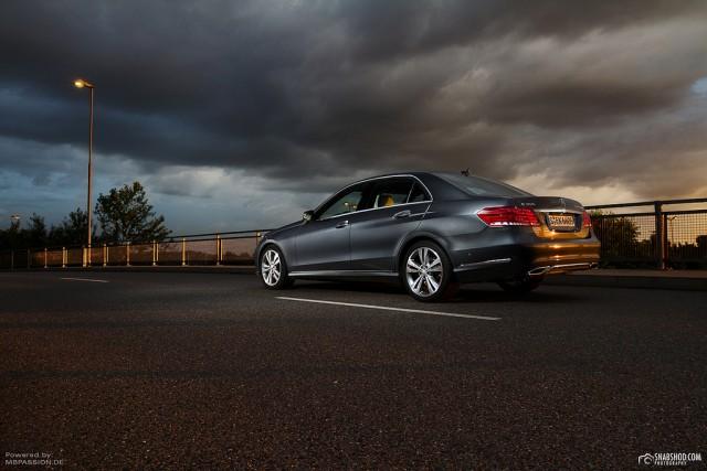 Mercedes Bluetec Hybrid