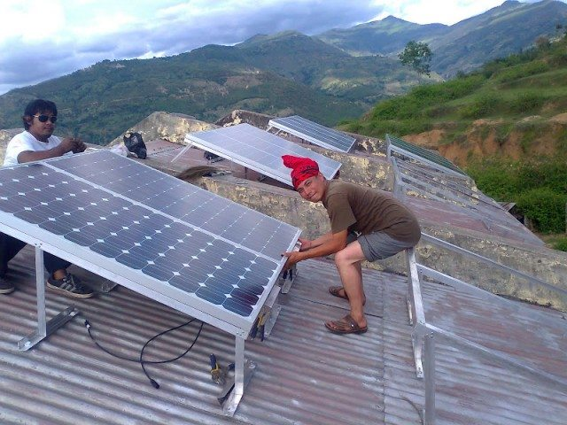 Nepal Communities Turn to Solar-Energy Storage Microgrids for Sustainable Local Development