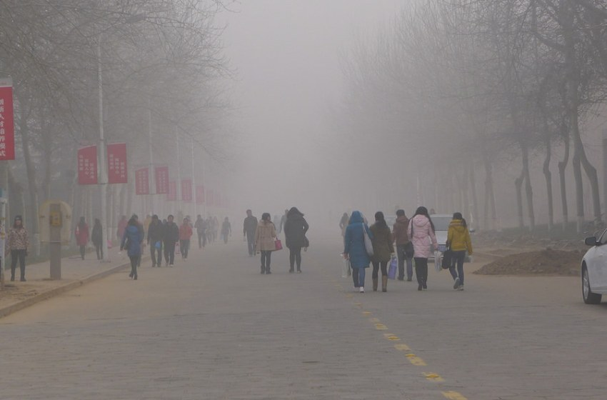 Air Pollution Linked to Cognitive Impairment: A Review of the Research Evidence