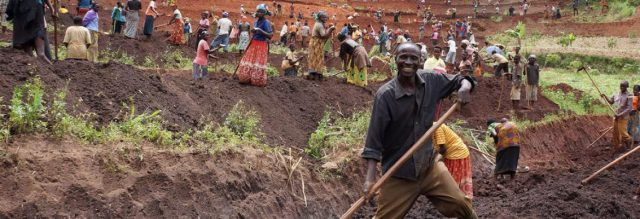 Green Fund - making a real difference in Rwanda
