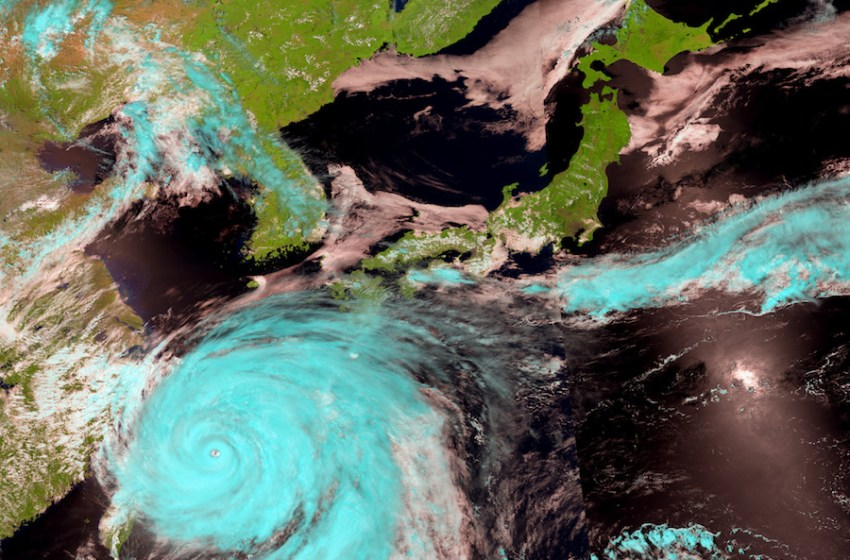 East Asia Typhoon Intensity on the Rise as G20 Leaders Meet in China