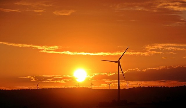 Growth of renewable energy, particular the sun and wind, continue to outpace expectations