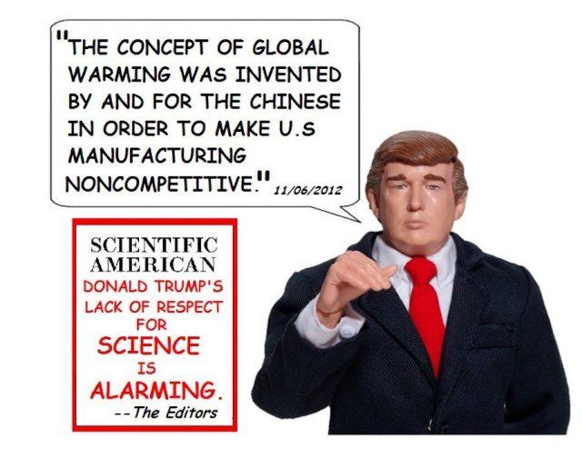 A Trump Climate Catastrophe