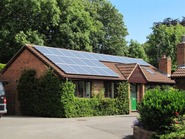 California sets the standard, requiring PV solar on all new homes