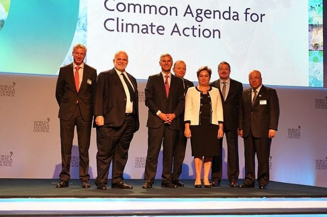 The Global Climate Action Summit in San Francisco