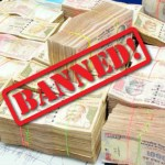 India Bans High Denomination Cash