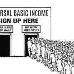 Universal Income & 100% Inheritance Tax?