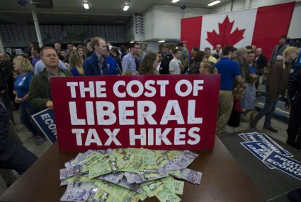 Morneau tax proposal Canadian Middle Class