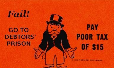 debtors prison fines fees