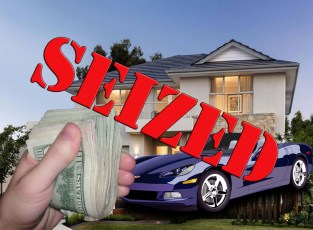 US overspend asset forfeiture