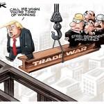 tariffs tax cuts Trump