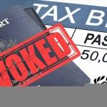 IRS Revoke Passport Taxes