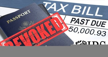 IRS Revoke Passport Taxes