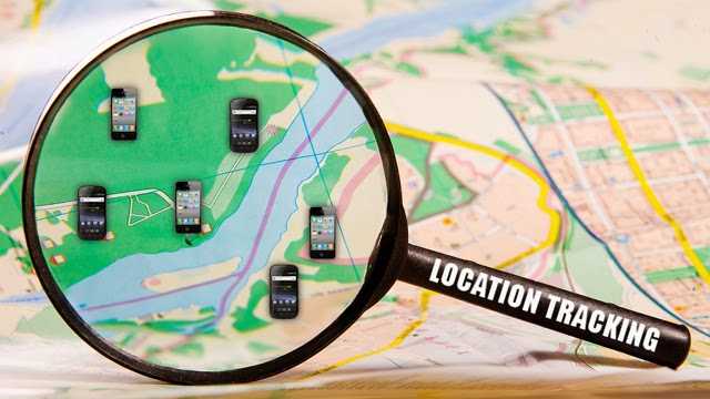 app tracking location
