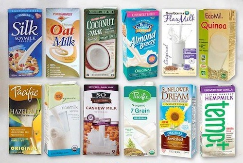 non dairy competition