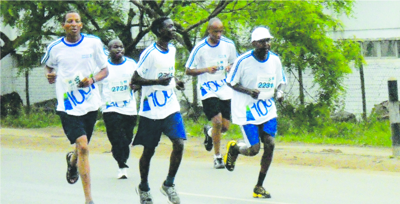 2011 Standard Chartered Bank Marathon Competitions