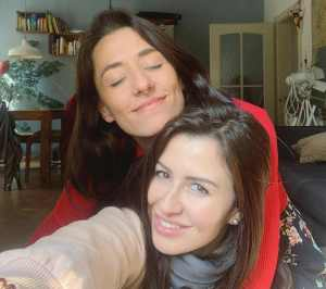 Giorgia Andriani Sister Sarah Andriani