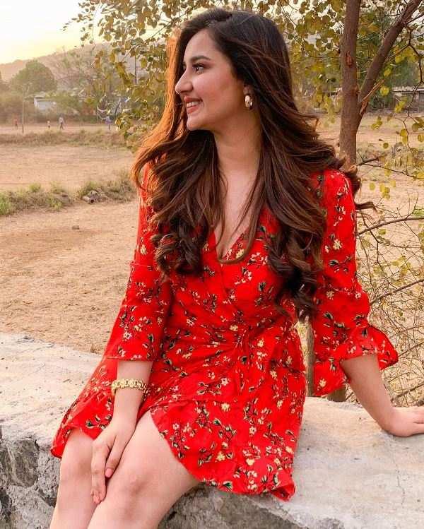 Actress Sanaya Pithawalla