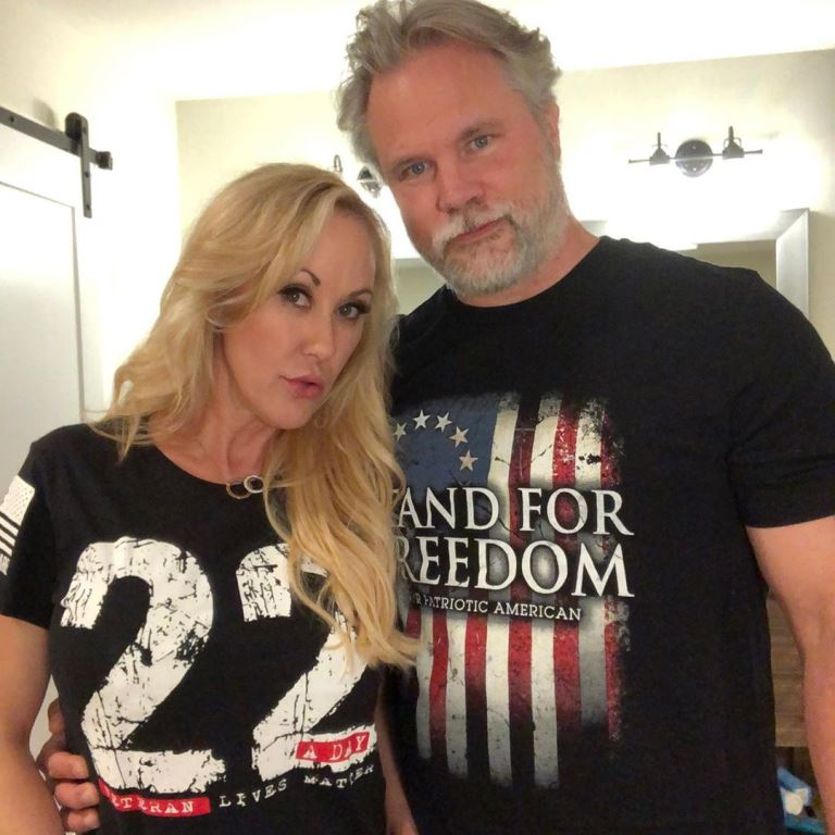 Brandi Love With Her Husband