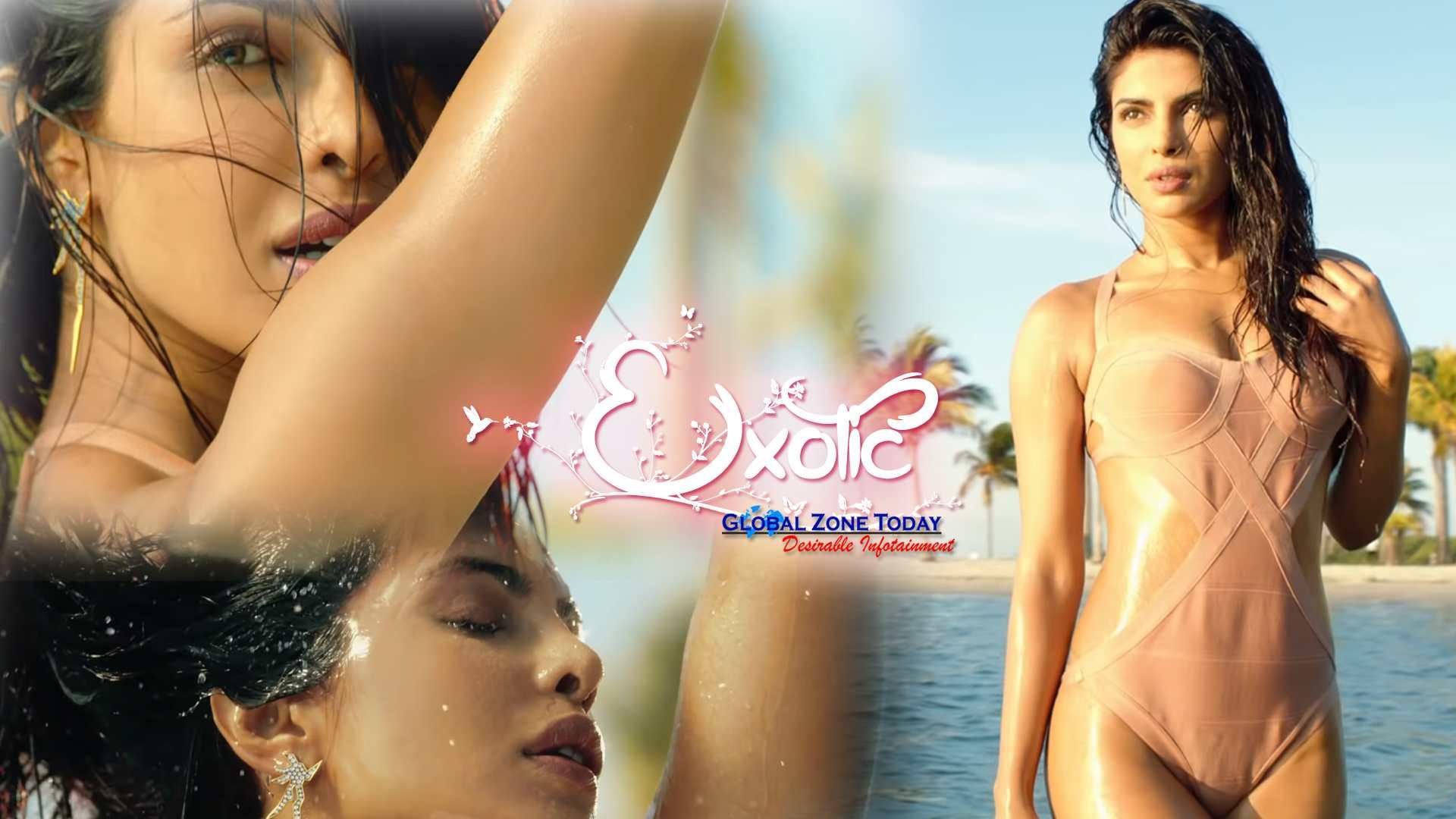 Priyanka Chopra Exotic Song