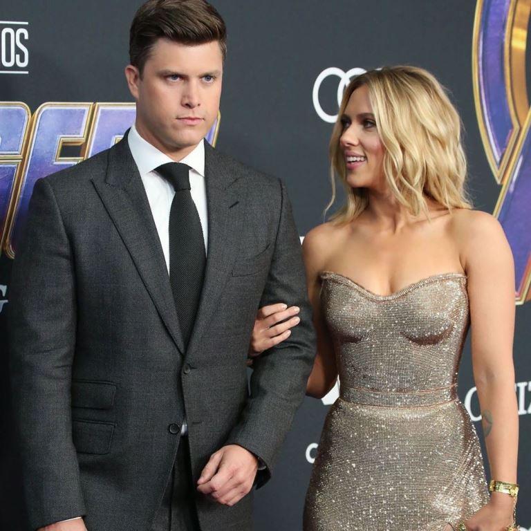 Scarlett's Husband