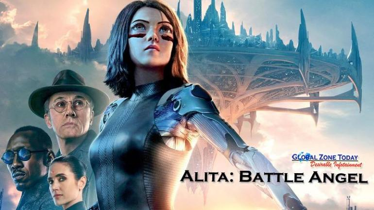 Alita: Battle Angel (Hollywood Movie)