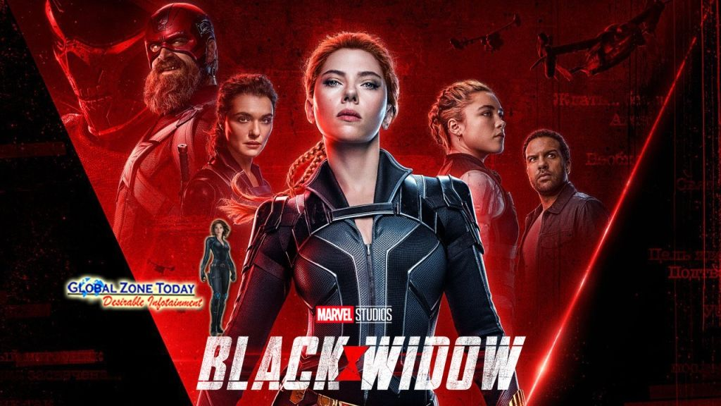 Black Widow (Hollywood Movie)
