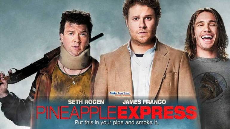 Pineapple Express (Hollywood Movie)