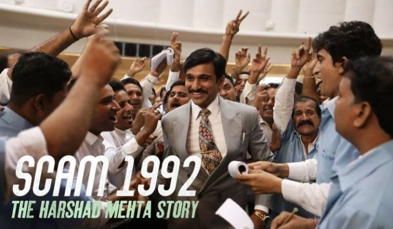 Scam 1992: The Harshad Mehta Story (Hindi Web Series)