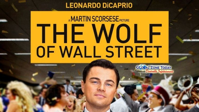 The Wolf of Wall Street (Hollywood Movie)