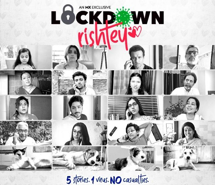 Lockdown Rishtey (Hindi Web Series)