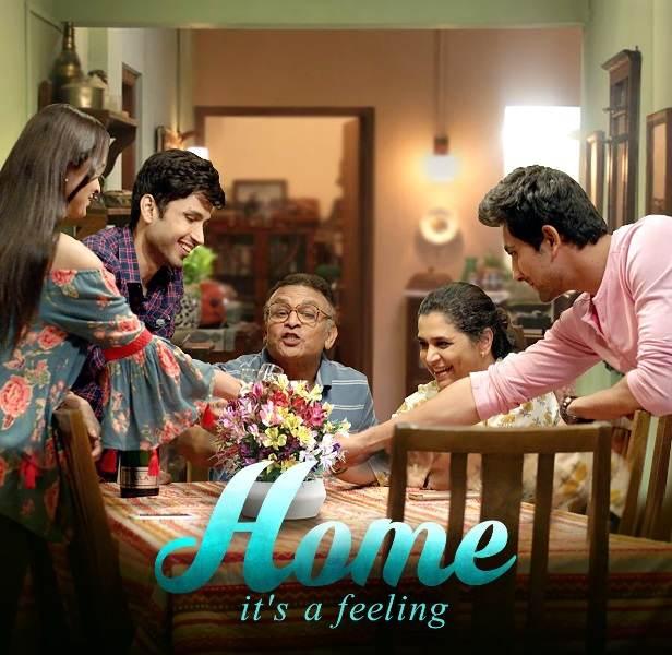 Home (Hindi Web Series)